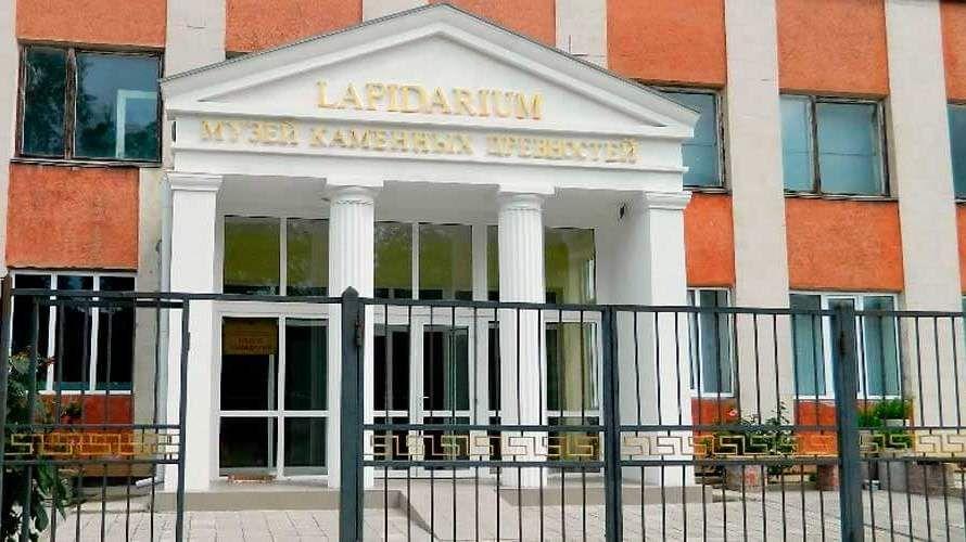 В Лапидарии представлена временная выставка «Христианство на Боспоре»