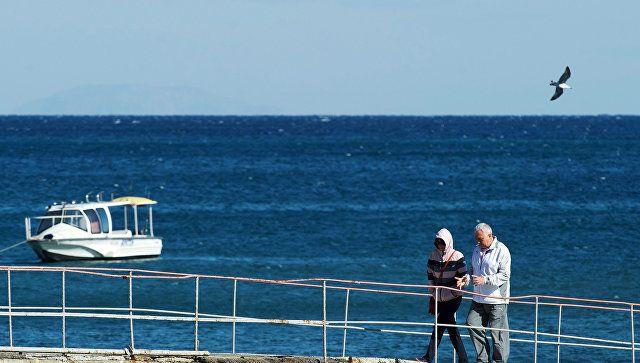 Крым бьет рекорды: туристы бронируют жилье уже на декабрь
