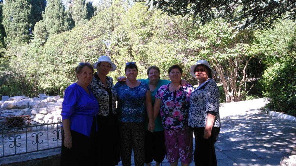 В подведомственный Минздраву РК санаторий «имени А.А. Боброва» прибыла группа жителей Армянска в количестве 21-го человека