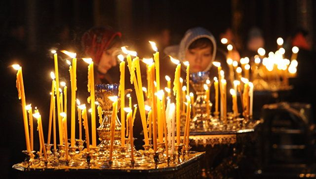Мощи святителя Димитрия Ростовского прибывают в Крым