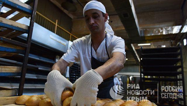 Крымские производители хотят повысить стоимость хлеба на 10%
