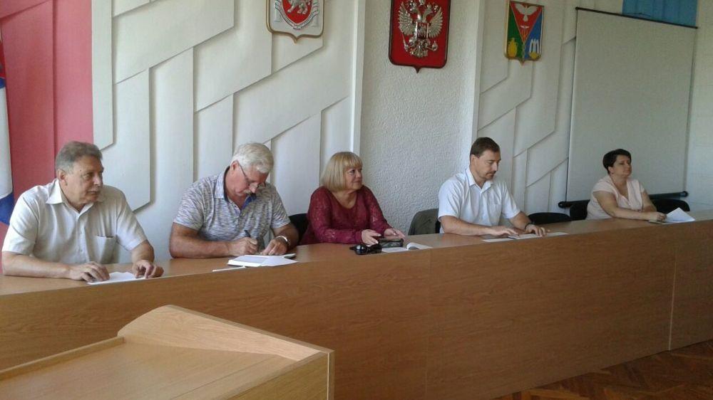 Состоялось очередное заседание Президиума Кировского районного совета