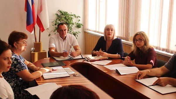Игорь Куприянов провел заседание Президиума Джанкойского районного совета