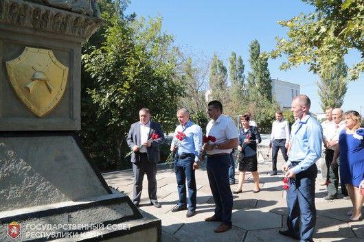 В память о подвиге воинов Великой Отечественной войны…