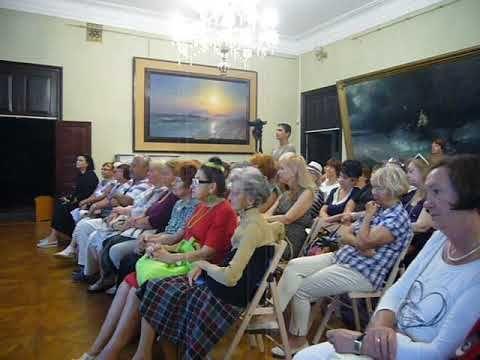 Португалец Жоау Шавьер дал концерт в Феодосии