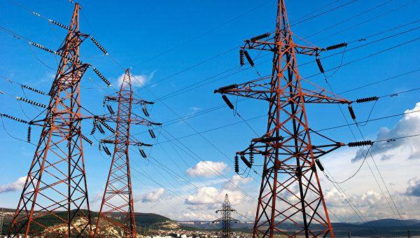 В Крыму и Севастополе три дня возможны перебои в электроснабжении