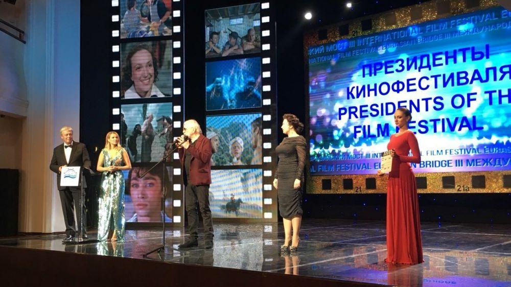 Состоялось открытие III Ялтинского Международного кинофестиваля «Евразийский мост»