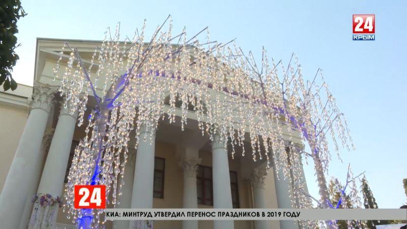 III Международный кинофестиваль «Евразийский мост» проходит в Ялте