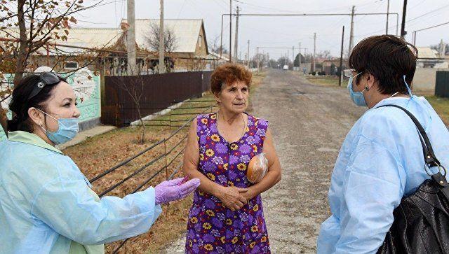 Московский врач дал рекомендации жителям Армянска