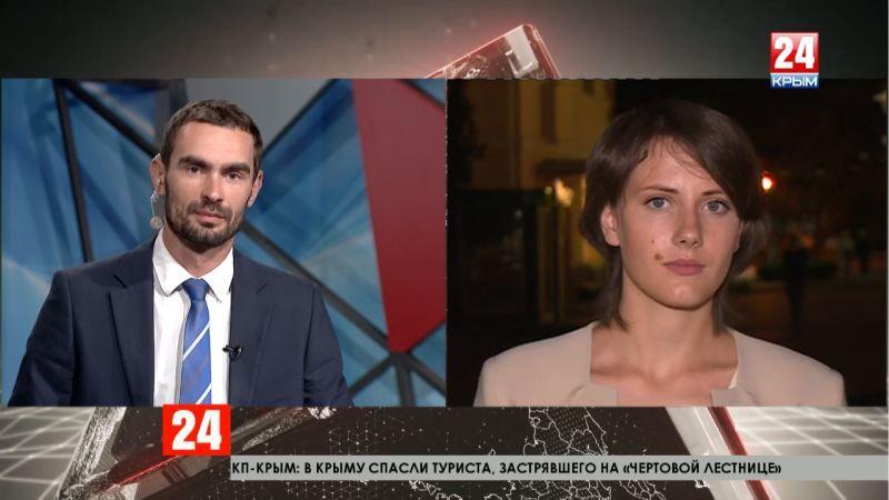 Чтобы имущество не попало в список незаконных объектов «под снос»: прямое включение корреспондента «Крым 24» с юристом Ярославом Селютиным