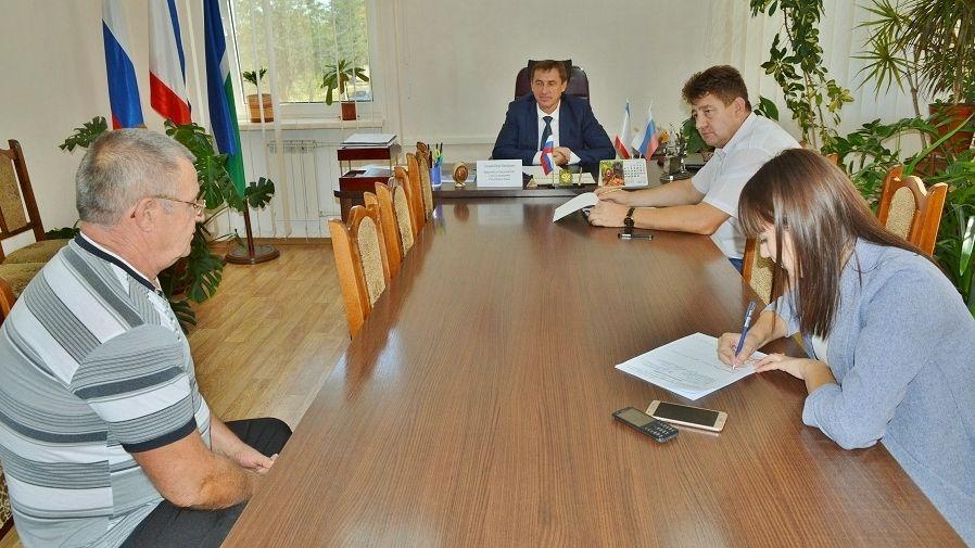 Первомайский район с рабочей поездкой посетил Юрий Гоцанюк