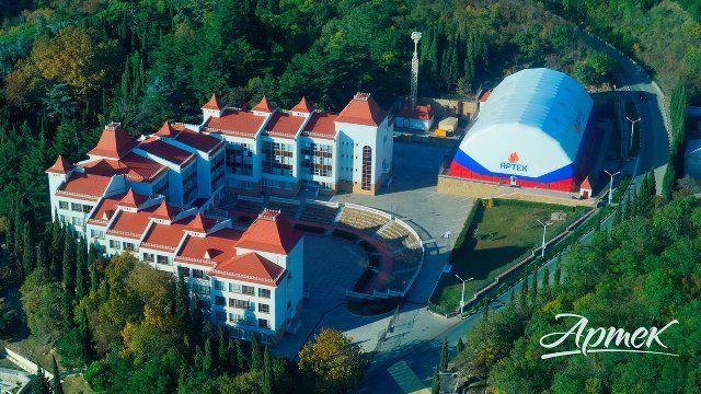 «Артек» стал экспериментальной площадкой российского образования