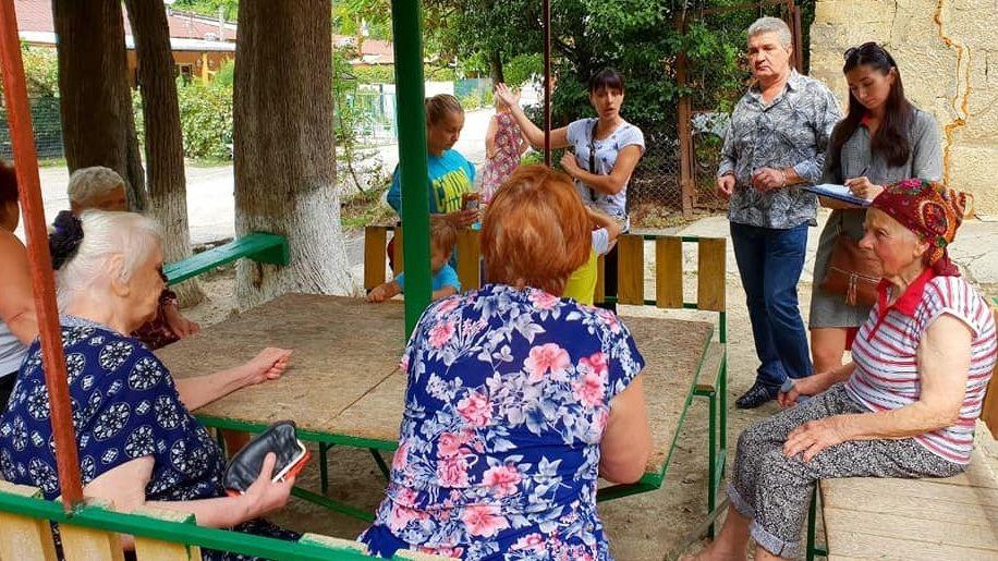 Олег Пихтерёв провёл выездной приём граждан