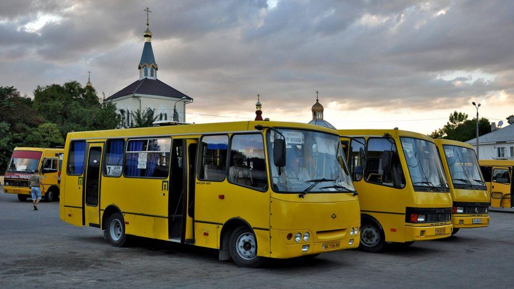 Отдел по вопросам транспорта Администрации города Феодосии сообщает!