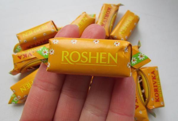 Крымчан предупредили, что есть конфеты Roshen в Крыму опасно