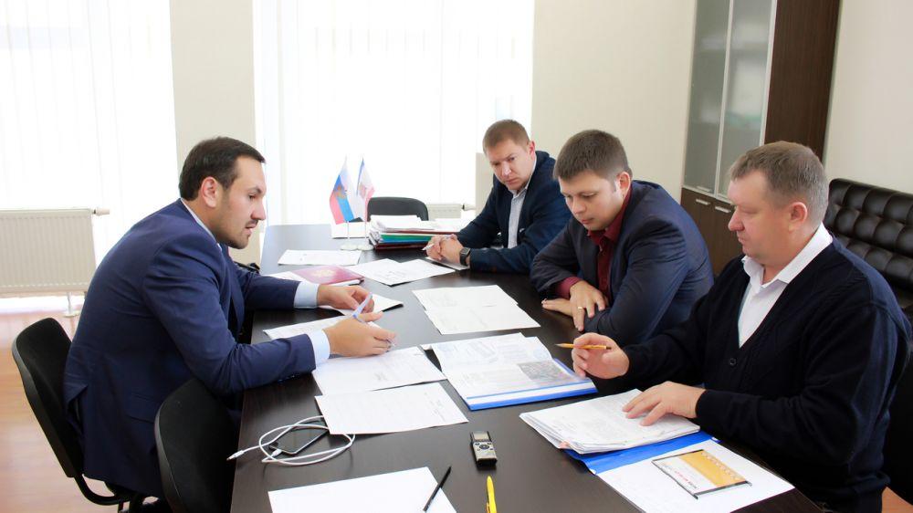 Госкомрегистр оказывает содействие в оформлении объектов недвижимости территориальных органов Управления Федеральной налоговой службы по РК