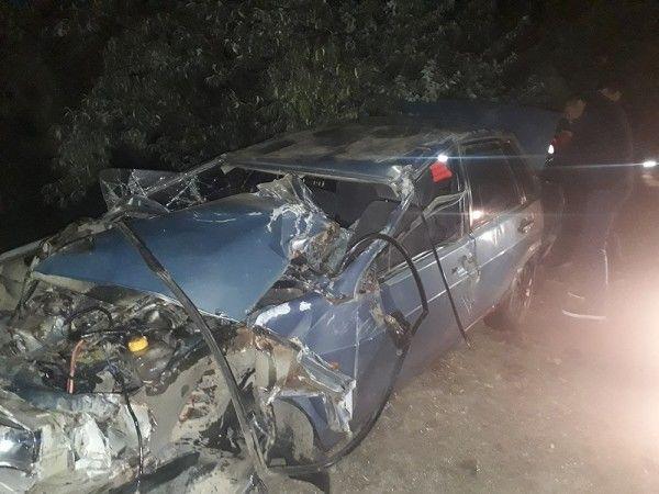 ДТП в Крыму: нетрезвый водитель автомобиля подъехал к железной дороге и припарковался