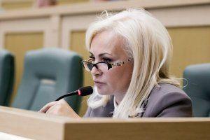 Сенатор от Крыма назвала нарушением принципа равенства государств угрозу исключения России из ПАСЕ