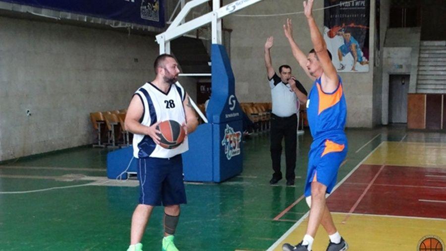 Определился состав участников и формат соревнований в крымском баскетболе сезона-2018/19