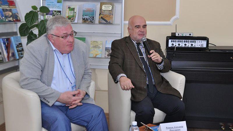 Сергей Ефимов принял участие в открытии Второй Всероссийской научной конференции «Крымоведение: итоги и перспективы»