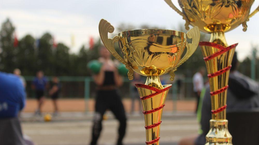 Среди сотрудников МЧС прошли соревнования по гиревому спорту