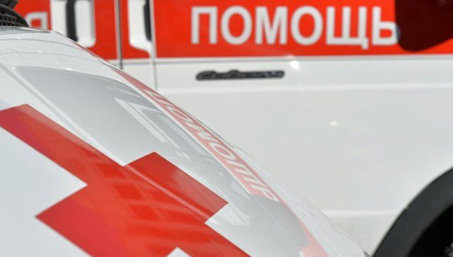 Рейсовый автобус и грузовик: ДТП под Симферополем