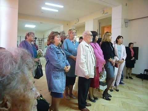 В Феодосии открылась выставка Дениса Волкова