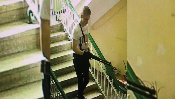 Обнаружено тело подозреваемого в совершении теракта в Керчи