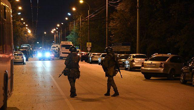 Ситуация в Керчи: заседание штаба и обстановка возле колледжа