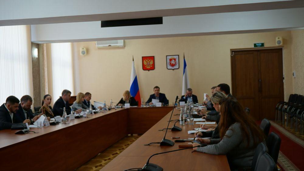 В Минэкономразвития РК прошло очередное заседание Общественного совета