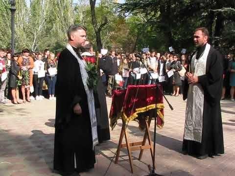 Феодосийцы почтили память жертв трагедии в Керчи