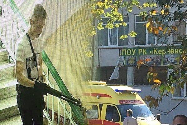 СМИ: мать керченского стрелка состояла в секте и водила туда сына