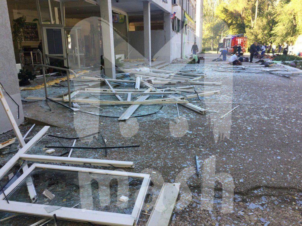 Число жертв при трагедии в Керчи возросло до 20 человек