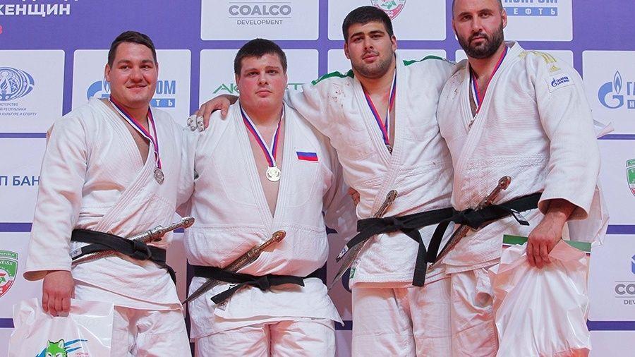 Севастополец Антон Брачев – серебряный призер чемпионата России по дзюдо!