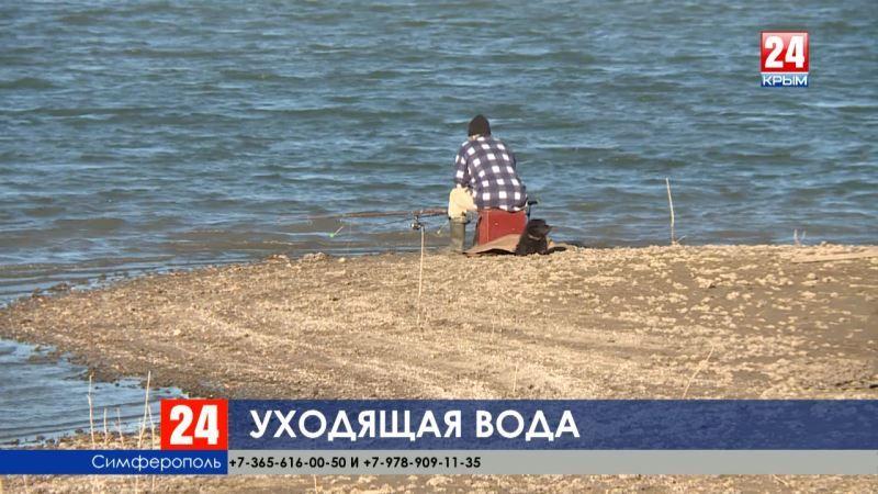 Крымские водохранилища опустели. Власти утверждают – ситуация под контролем