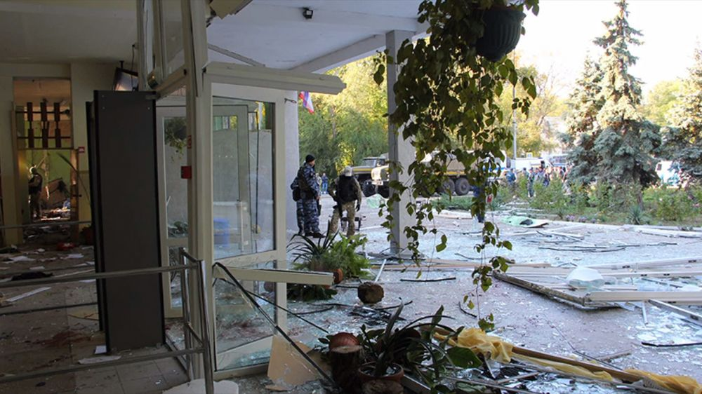 Пострадавшее здание Керченского политеха будет восстановлено за счет средств республиканского бюджета