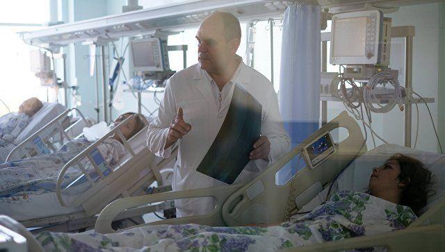 О пострадавших: лечение на материке проходят 23 человека, в Крыму – 22