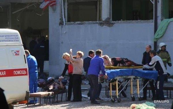 Большинство пострадавших в Керчи останутся навсегда инвалидами