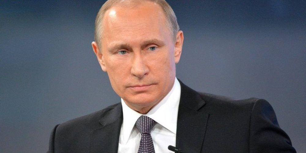 Путин назвал керченскую трагедию результатом глобализации