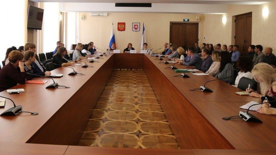 Представители Крымфиннадзора приняли участие в семинаре для должностных лиц, ответственных за правотворческую деятельность