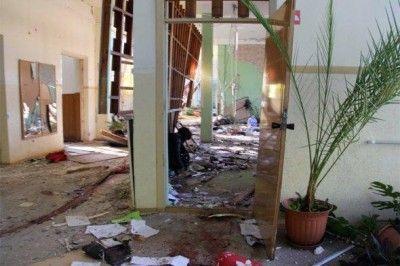Появилось видео осмотра взорванного керченского колледжа