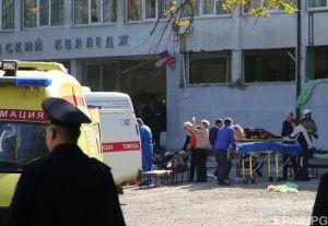 У двух пострадавших в Керчи развились осложнения