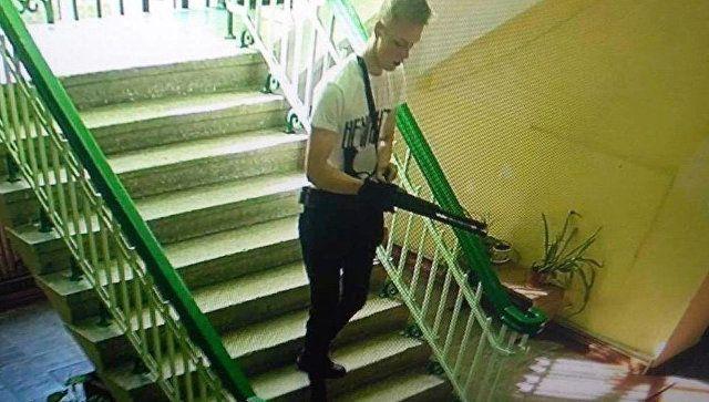 В МВД Крыма опровергли данные о патриотическом курсе подготовки Рослякова