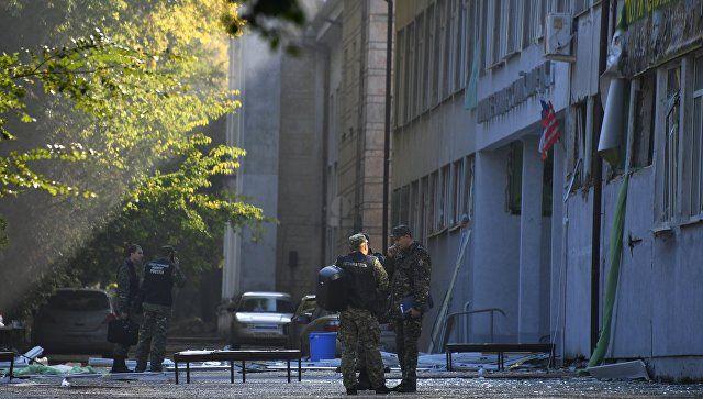 Из Ростова в Керчь направлено спецоборудование для обследования места трагедии