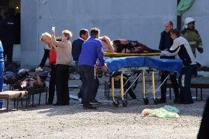 Двоих пострадавших керчанок будут лечить в Москве