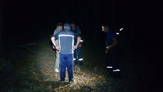 Сбились с тропы и заблудились: спасательная операция в горах Крыма