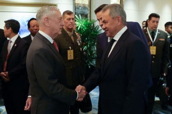 Глава Пентагона признал Крым российским