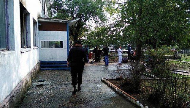 Пожар и эвакуация людей: подробности хлопка газа в Керчи