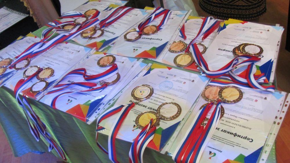 В Крыму подвели итоги регионального чемпионата «Абилимпикс»