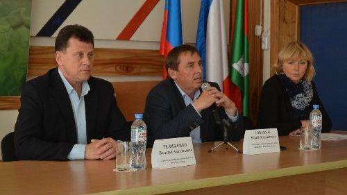 Градообразующее предприятие Армянска возобновит работу